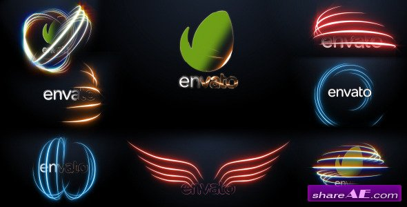 Videohive Energy Light Logo - After Effects Templates