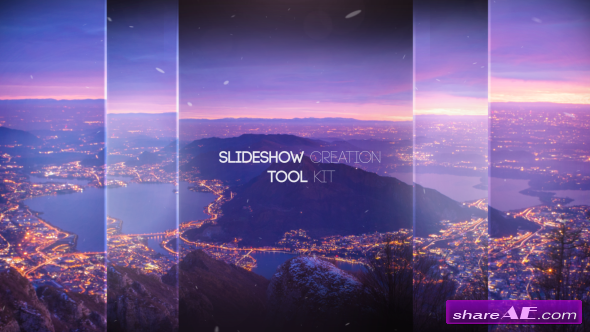 Videohive Slideshow Creation Tool Kit - After Effects Templates