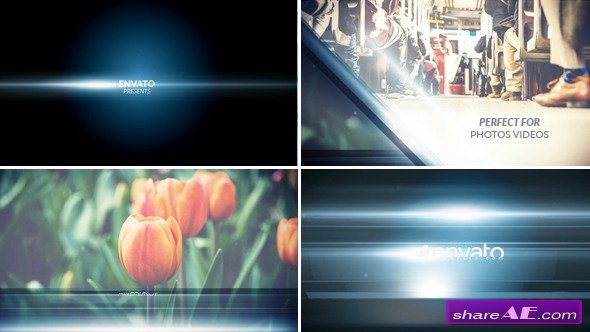 Videohive The Slideshow - After Effects Templates