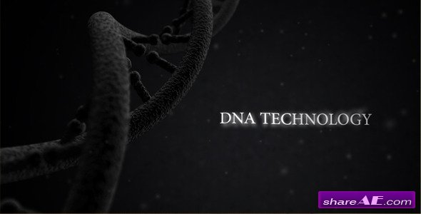 Videohive DNA Technology - After Effects Templates