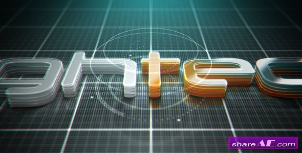 Videohive HighTech Reveal - After Effects Templates