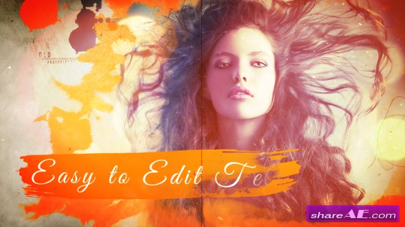 Videohive Ink Opener - After Effects Templates