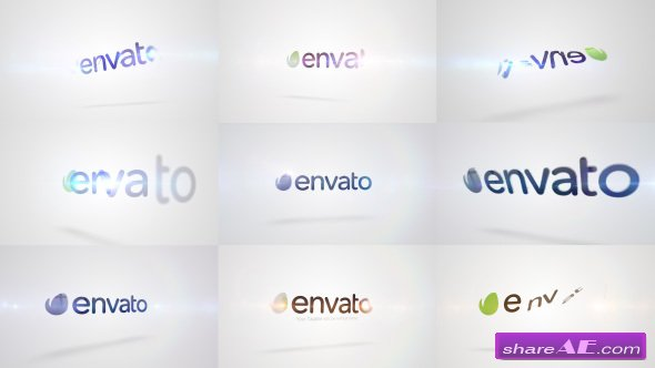 Videohive Quick Logo Sting Pack 10: Clean Rotation - After ...
