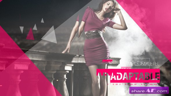 Videohive Fashion Promo 13154371 - After Effects Templates