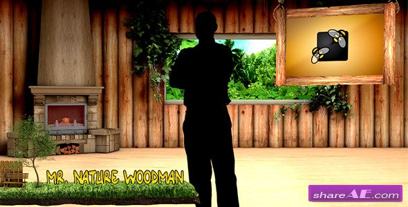 Videohive Cartoon Natural Studio - After Effects Templates