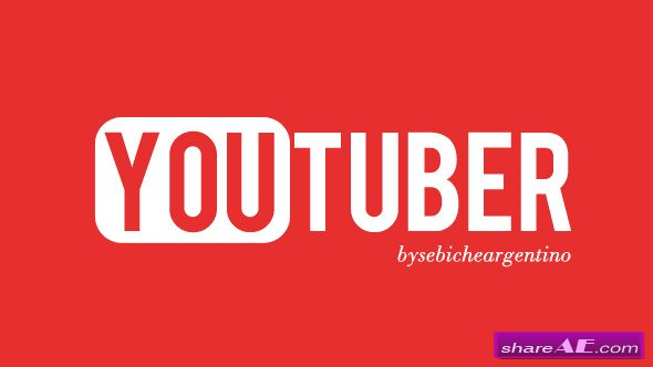 Videohive Youtuber - Apple Motion Templates