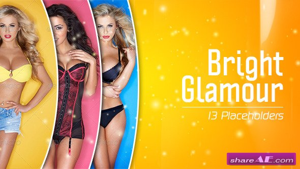 Videohive Glamour 7225087 - After Effects Templates