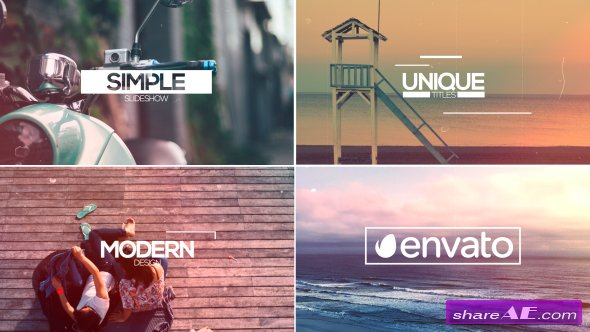 Videohive Slideshow 15675446 - After Effects Templates