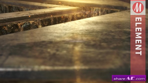 VIDEOHIVE  Element | Logo Reveal - AFTER EFFECTS TEMPLATES