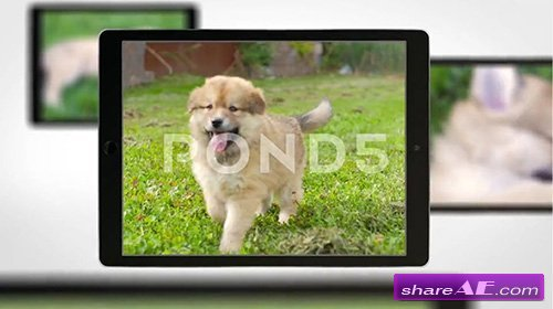 Ipad Tablet 4K Commercial (30 And 15Sec Versions) - AFTER EFFECTS TEMPLATE (POND5)