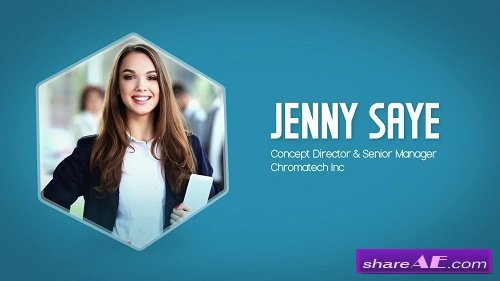 RocketStock Chromatech - Corporate Video Slideshow - AFTER EFFECTS TEMPLATES