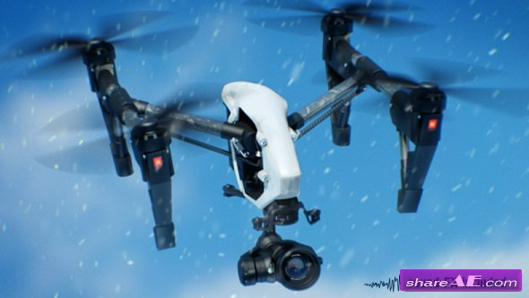 Videohive Quadcopter - After Effects Templates
