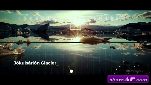 Waypoint - Exotic Slideshow - After Effects Project (Rocketstock)