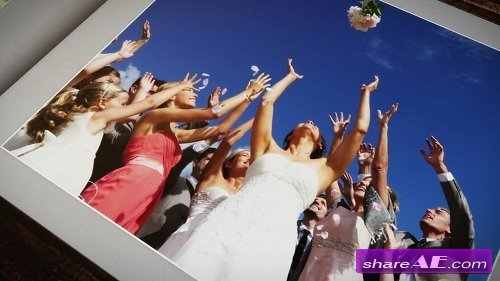 Matrimony - Wedding Slideshow - After Effects Project (Rocketstock)