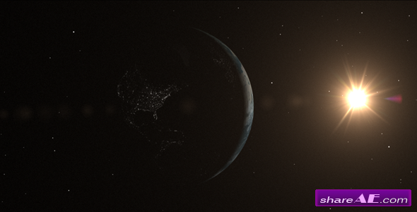 Videohive Epic Earth - After Effects Templates