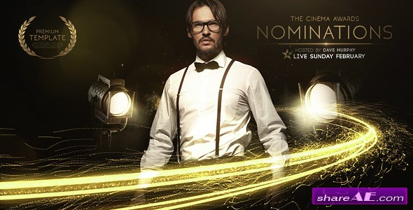 Videohive Cinema Awards Promo - After Effects Templates