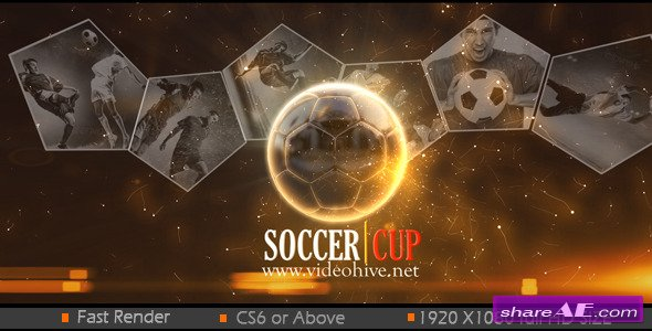 Videohive Football Mania - After Effects Templates