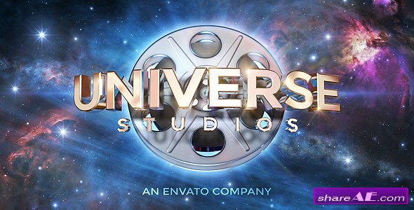 Videohive Epic Movie Intro - After Effects Templates