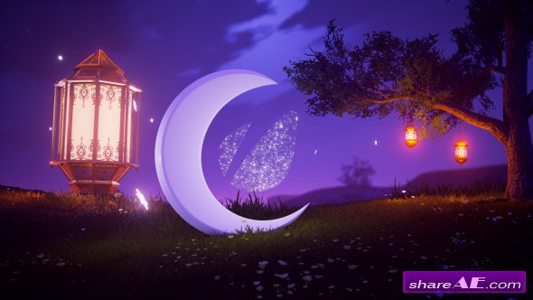 Videohive Epic Ramadan Logo - After Effects Templates