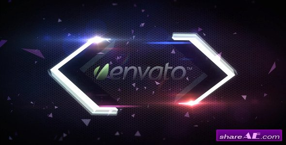 Videohive 3D Arrow Reveal - After Effects Templates