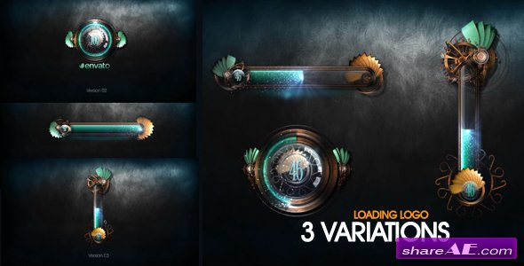 Videohive Loading Logo - After Effects Templates