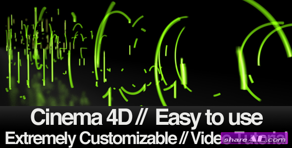 Videohive Type Trace Eraser - After Effects Templates