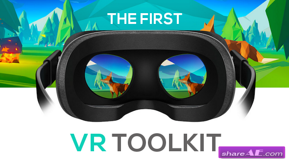 Videohive VR Toolkit