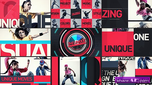 Videohive The Unique Broadcast / Show Package