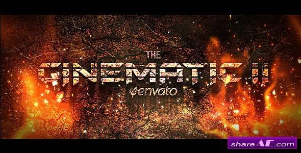 Videohive The Cinematic II
