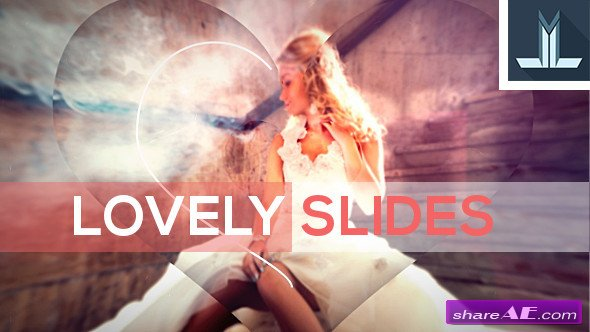 Videohive Lovely Slides