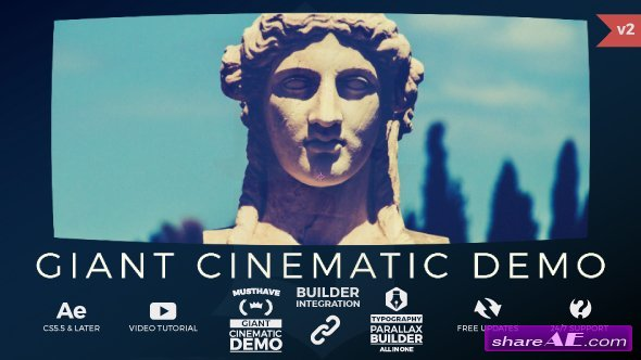 Videohive Giant Cinematic Demo