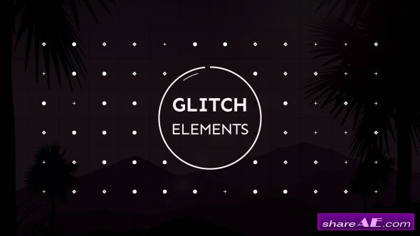 Videohive Glitch Pack