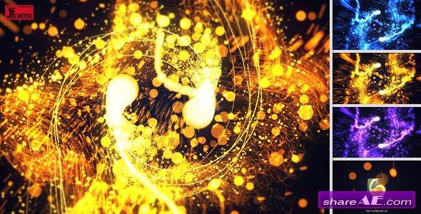 vVideohive Elegant Particles
