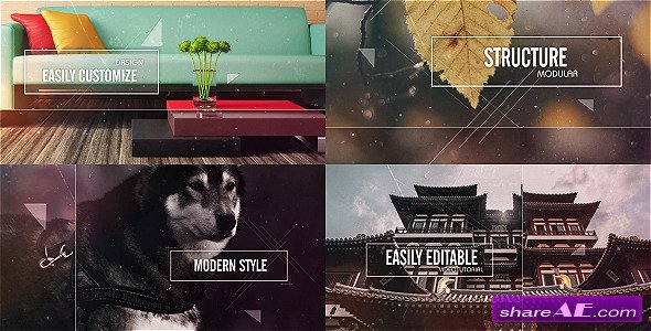 Videohive Photography Slides