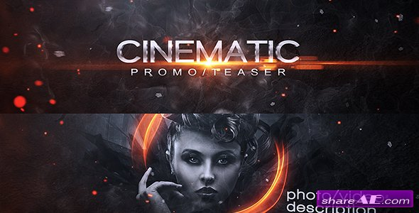 Videohive Cinematic Promo Teaser