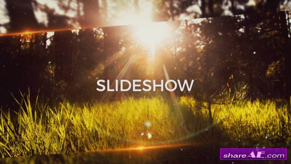 Videohive Inspirational Slideshow