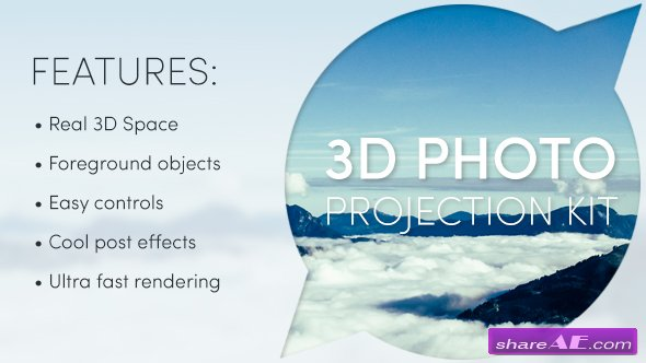 Videohive Photo Projection Kit
