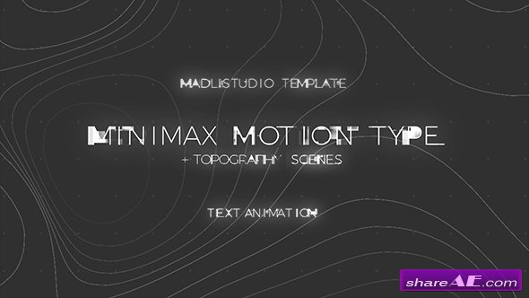 Videohive Minimax Motion Type