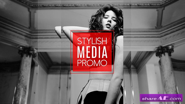 Videohive Stylish Media Promo