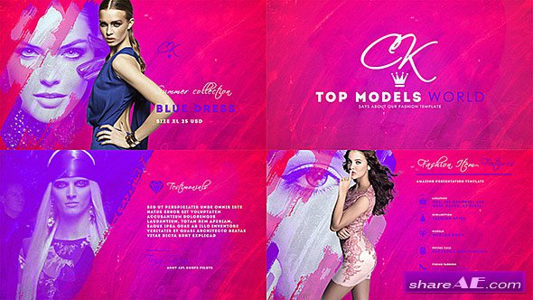 Videohive Models