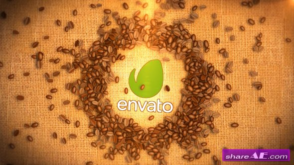 Videohive Coffee Beans Logo