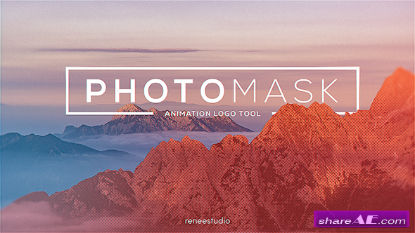 Videohive PhotoMask - Animation Logo Tool