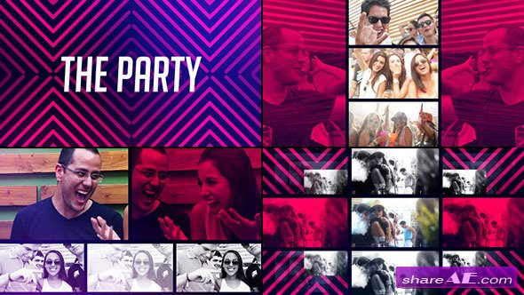Videohive Party Music Event