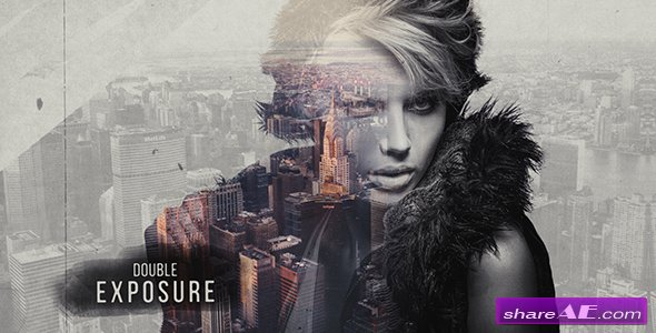 Videohive Double Exposure