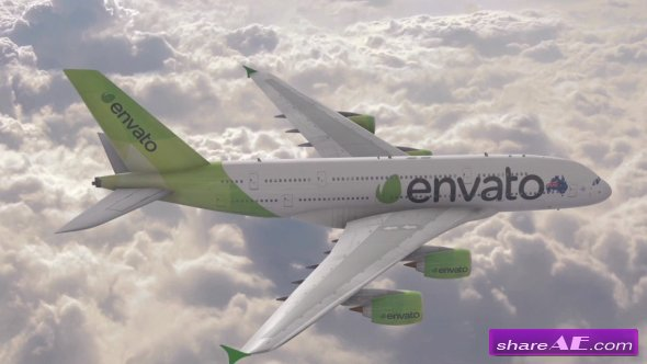 Videohive Your Airlines V.2