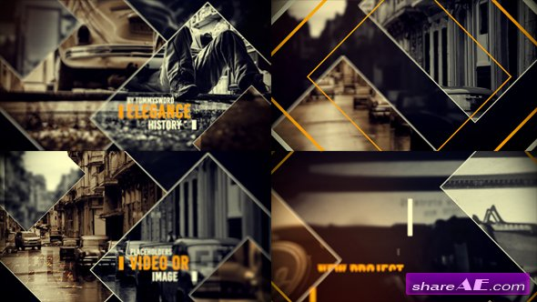 Videohive Elegance History