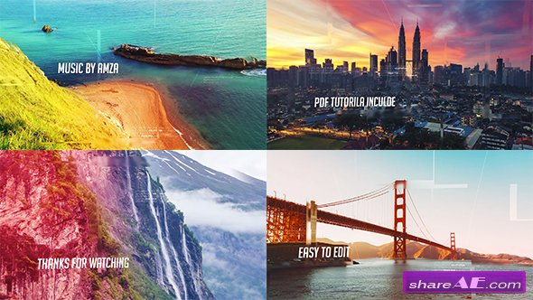 Videohive Inspirational Slideshow 16837277