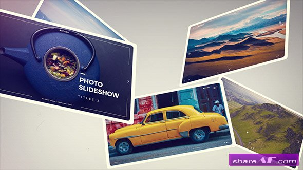 Videohive Photo Slideshow 16833173