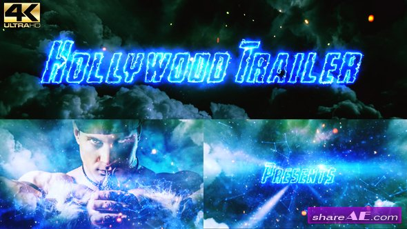 Videohive Epic Hollywood Trailer