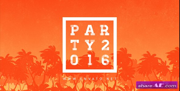 Videohive Party Promo
